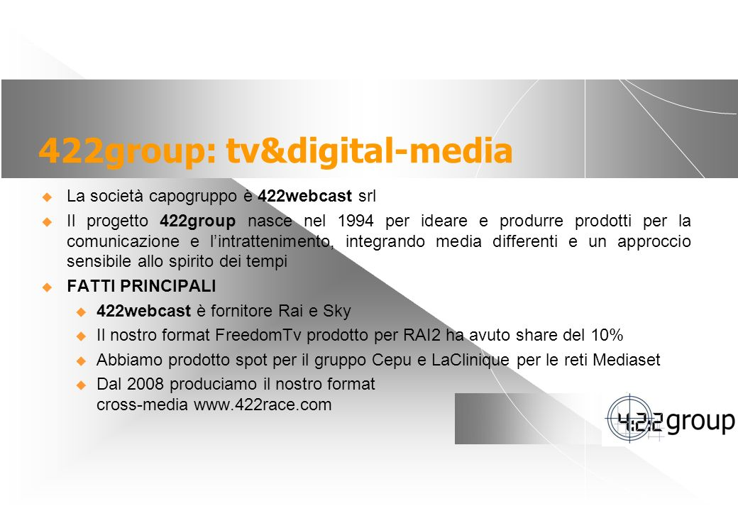 422group: tv&digital-media
