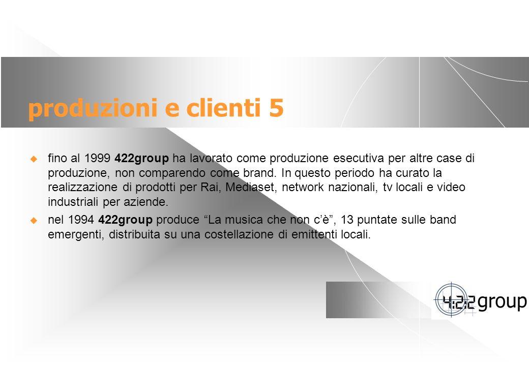 produzioni e clienti 5