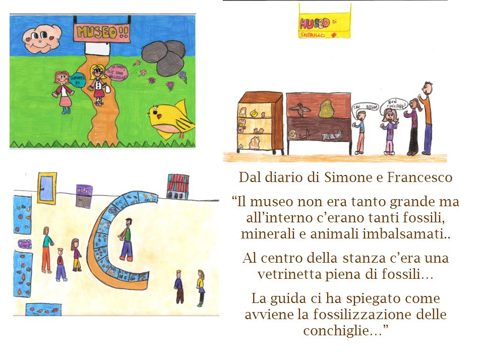 Dal diario di Simone e Francesco