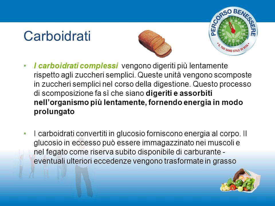 Carboidrati