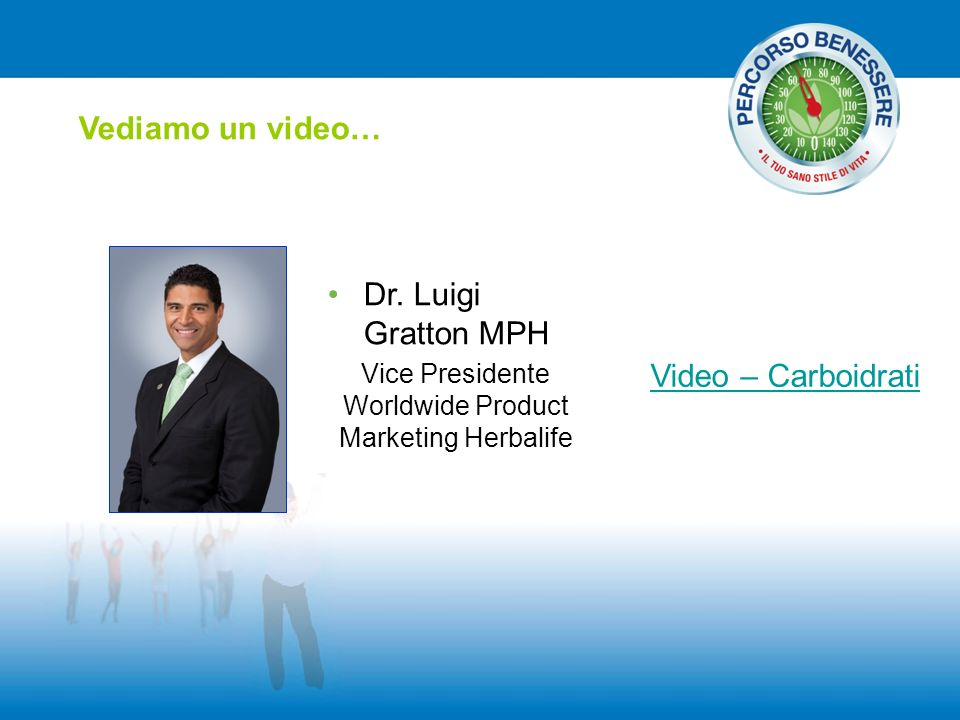 Vice Presidente Worldwide Product Marketing Herbalife