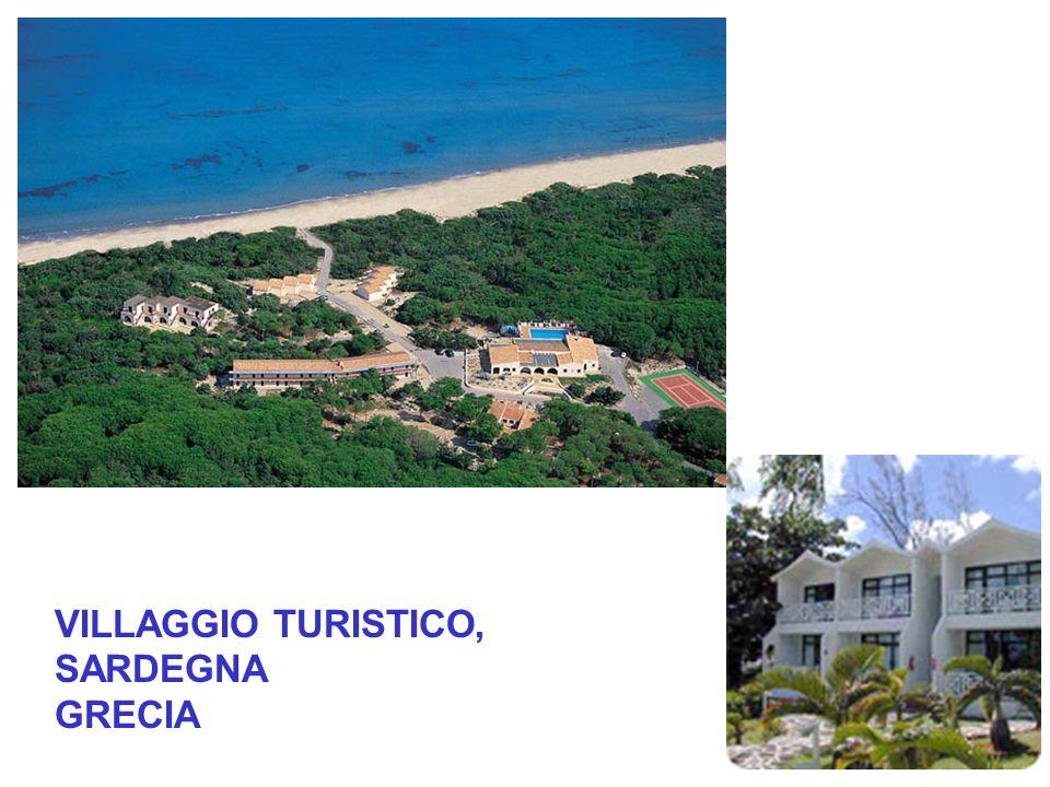 Pianificazione dei paesaggi e dei territori turistici for Villaggio turistico sardegna