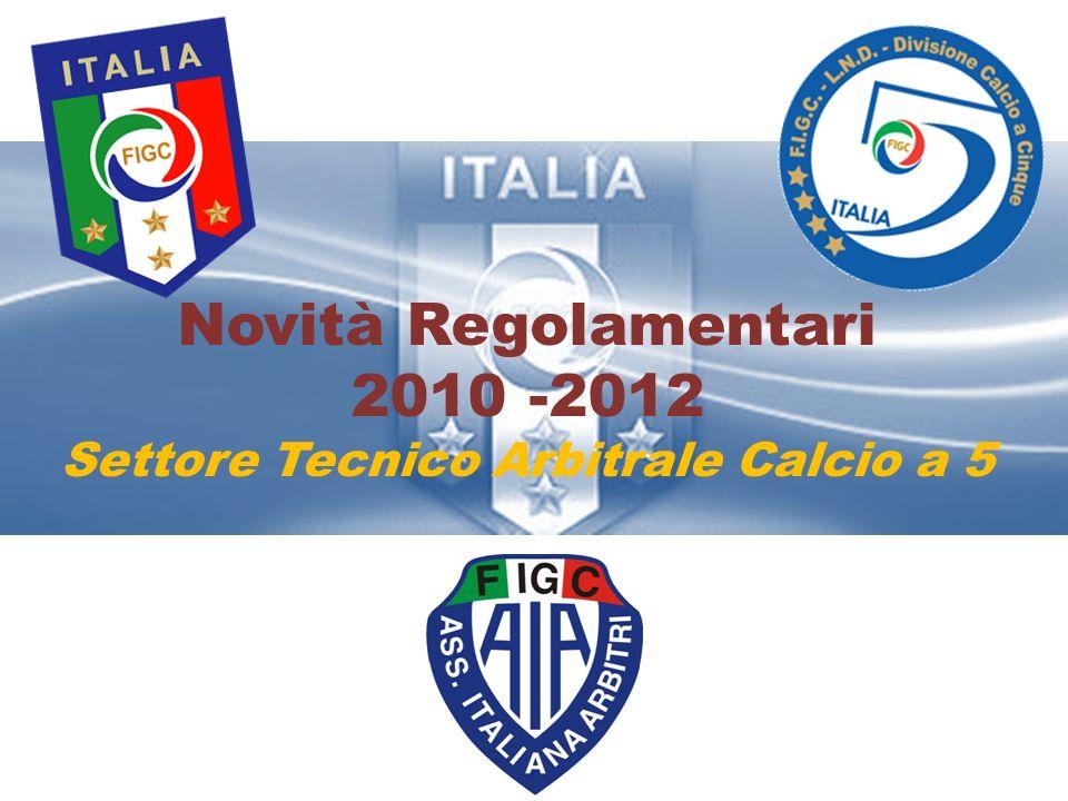 Settore Tecnico Arbitrale Calcio a 5
