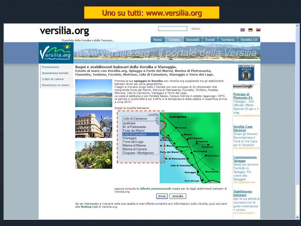 Uno su tutti: www.versilia.org