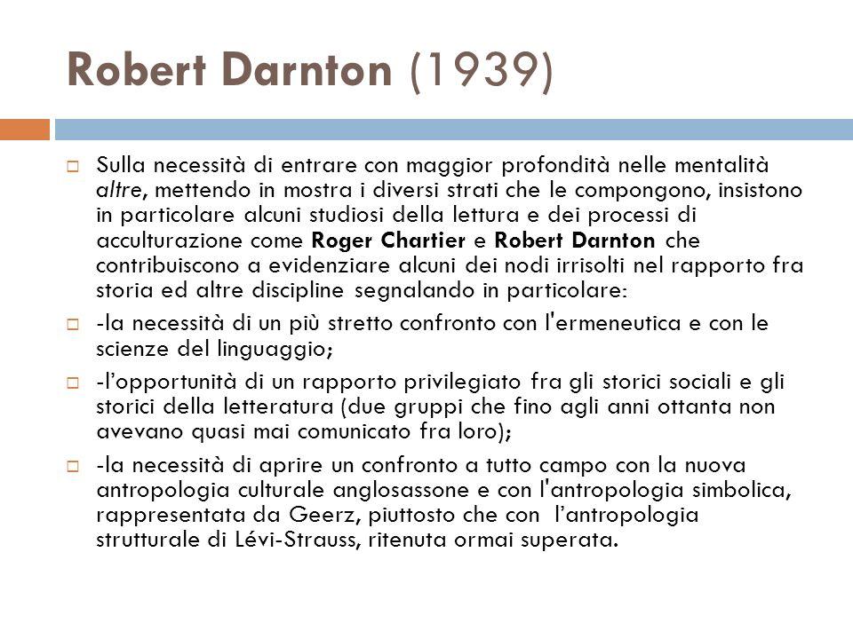 Robert Darnton (1939)
