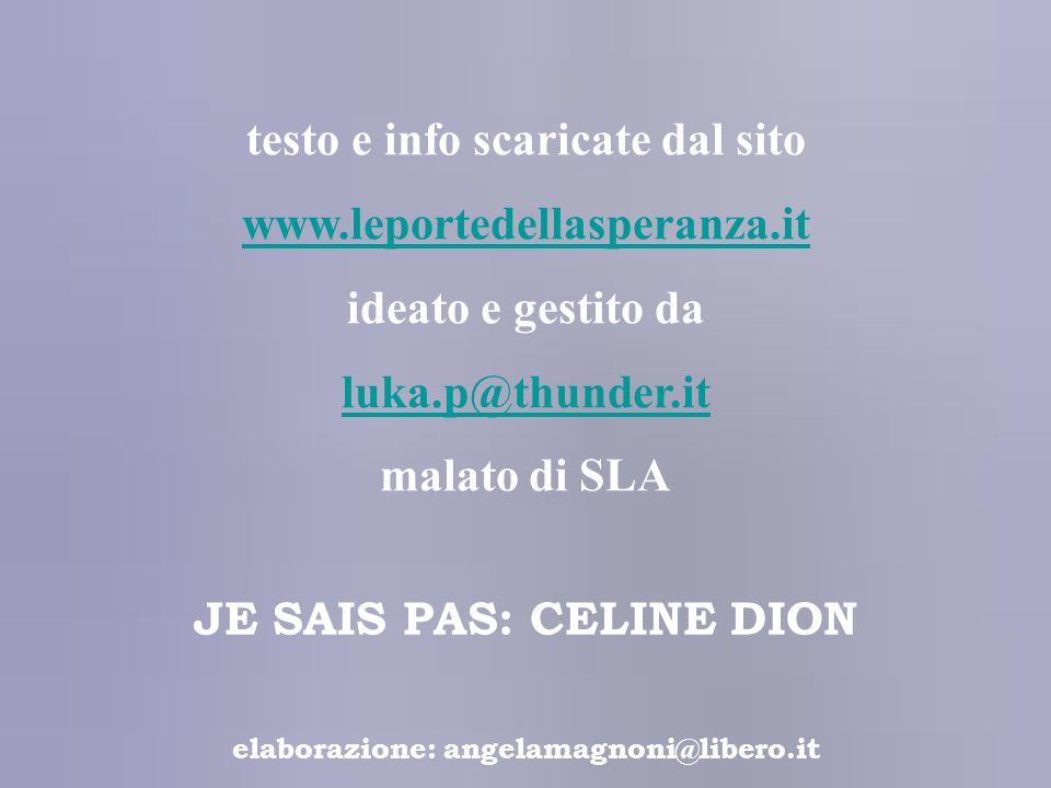 testo e info scaricate dal sito www.leportedellasperanza.it