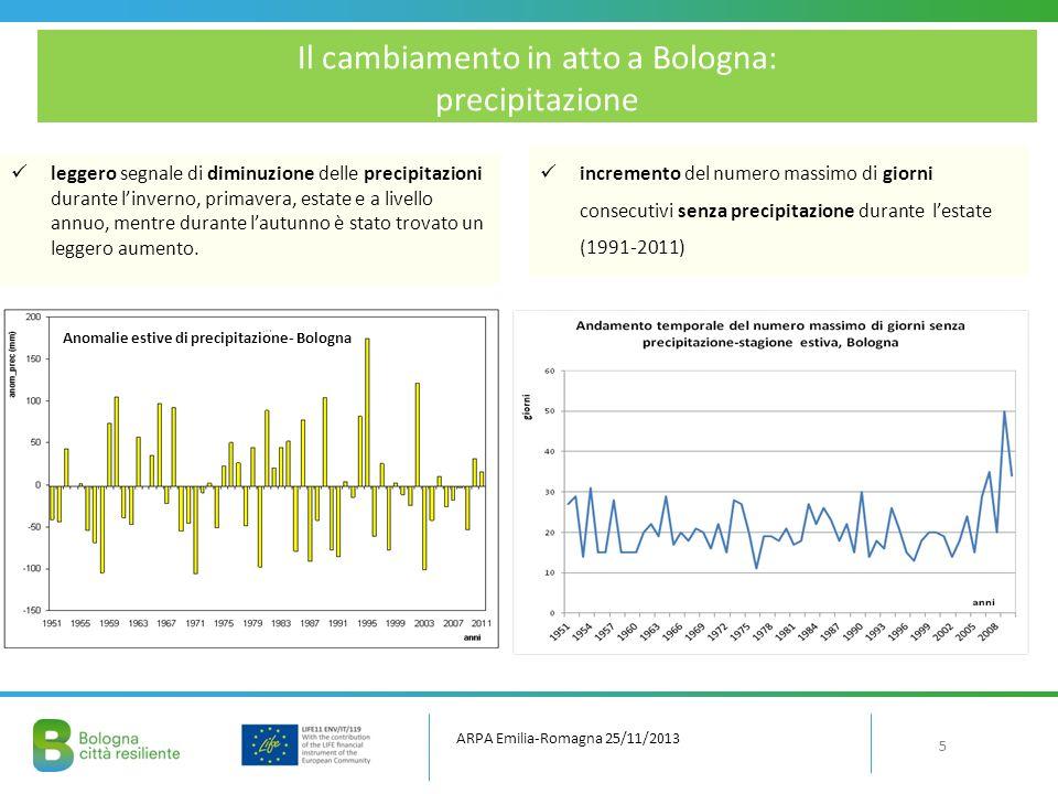 Il cambiamento in atto a Bologna: