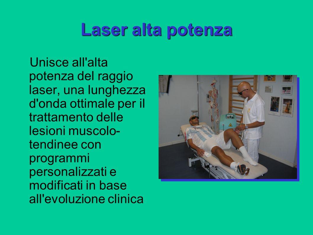 Laser alta potenza
