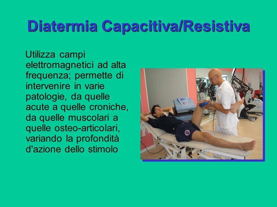 Diatermia Capacitiva/Resistiva