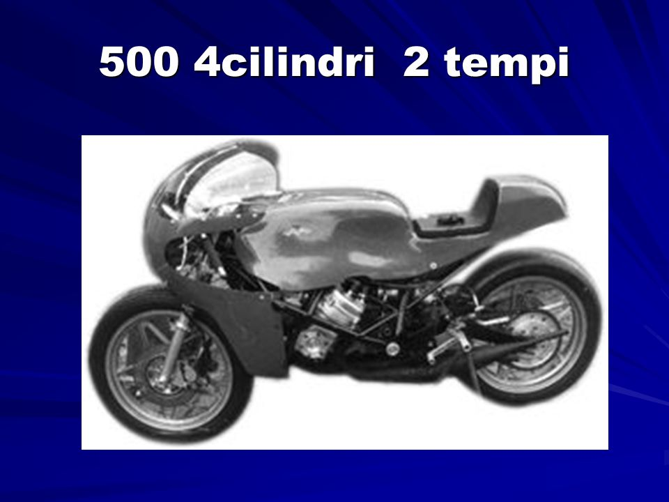 500 4cilindri 2 tempi