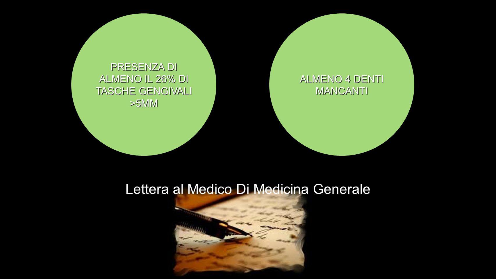 Lettera al Medico Di Medicina Generale