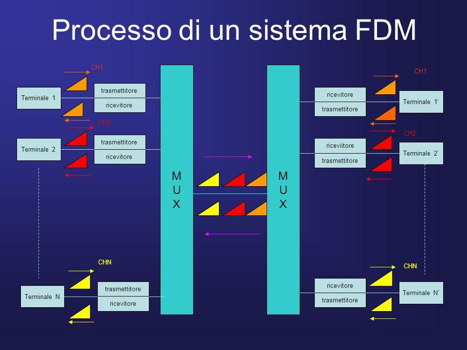 Processo di un sistema FDM