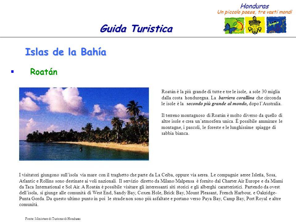 Islas de la Bahía Roatán