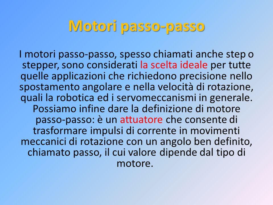 Motori passo-passo