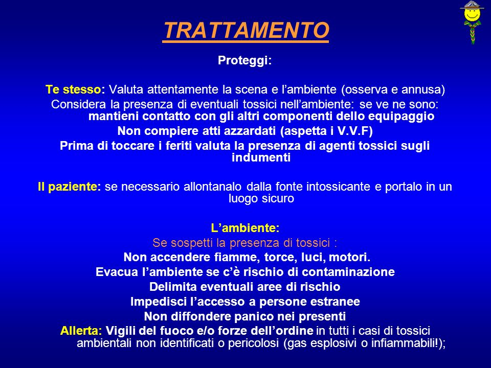 TRATTAMENTO Proteggi: