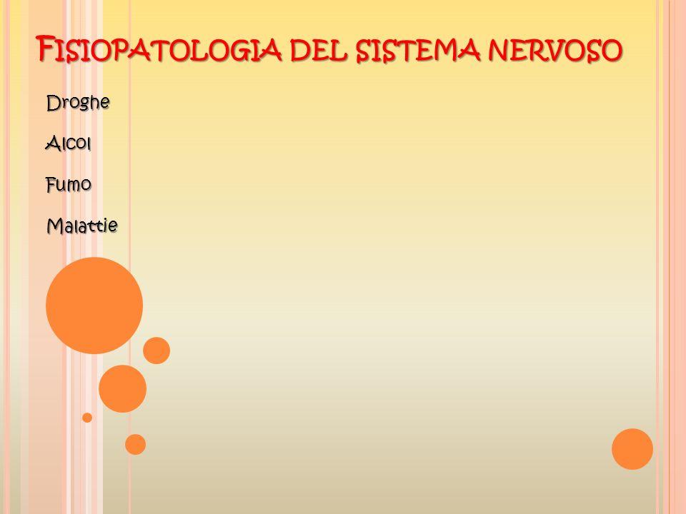 Fisiopatologia del sistema nervoso