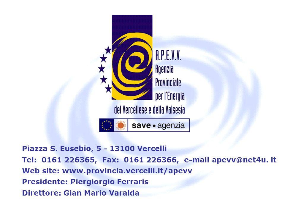 Piazza S. Eusebio, 5 - 13100 Vercelli