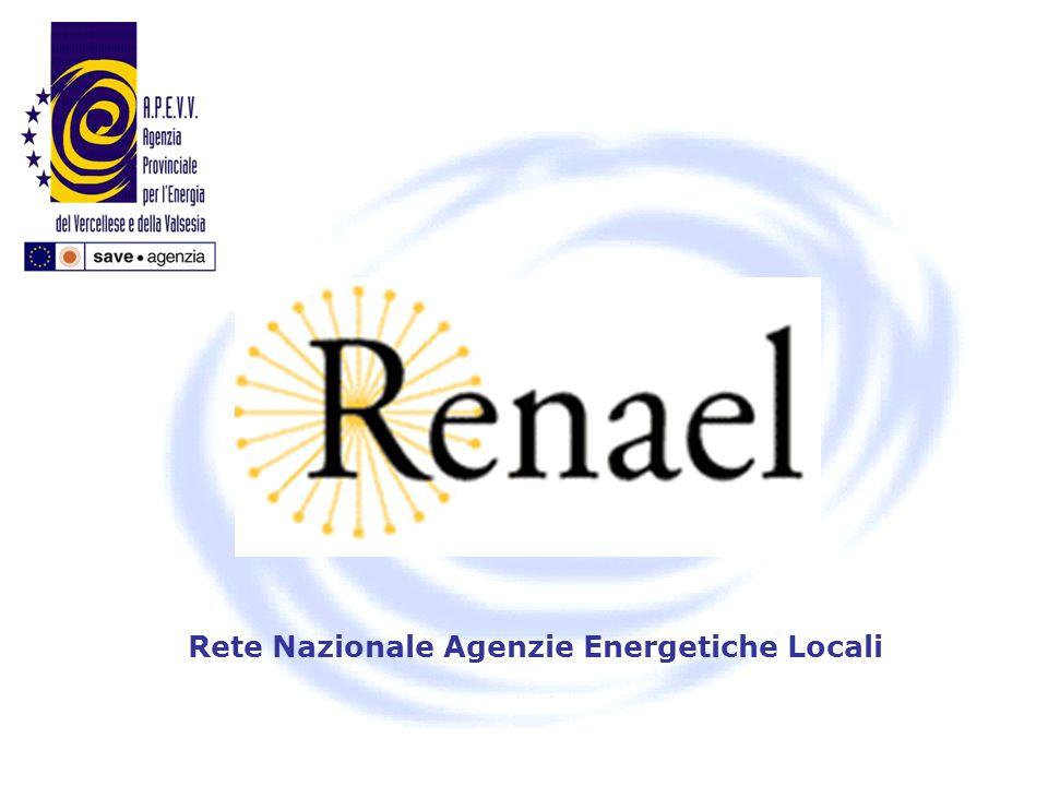 Rete Nazionale Agenzie Energetiche Locali