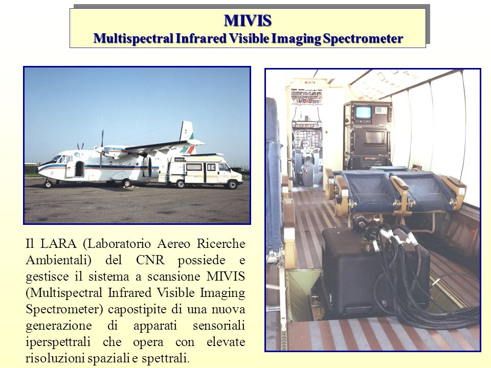 Multispectral Infrared Visible Imaging Spectrometer
