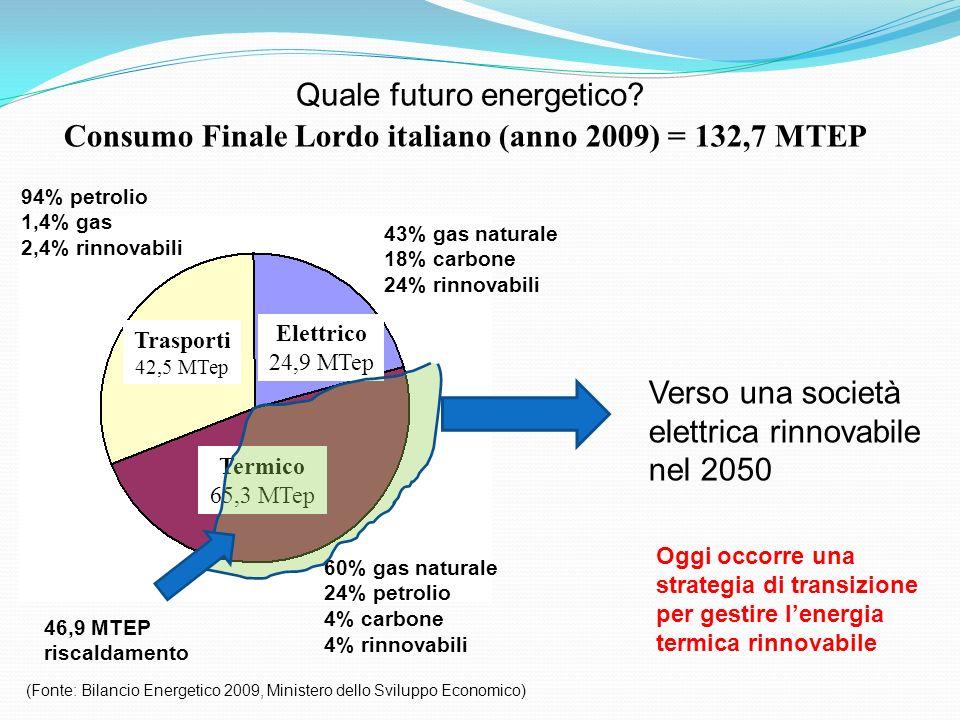 Quale futuro energetico