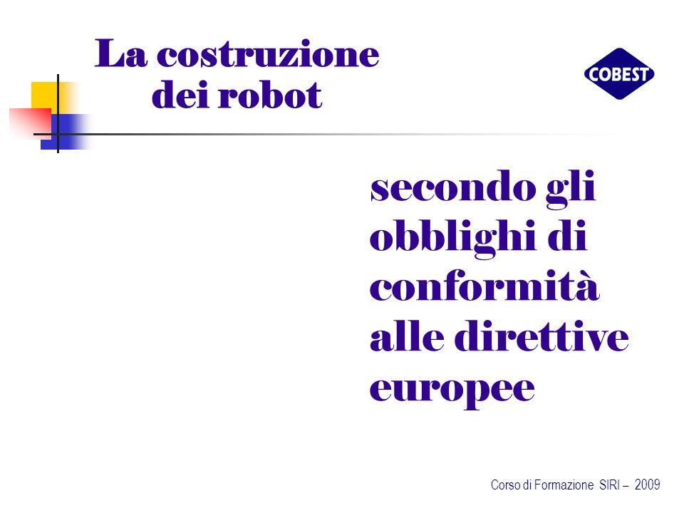 La costruzione dei robot