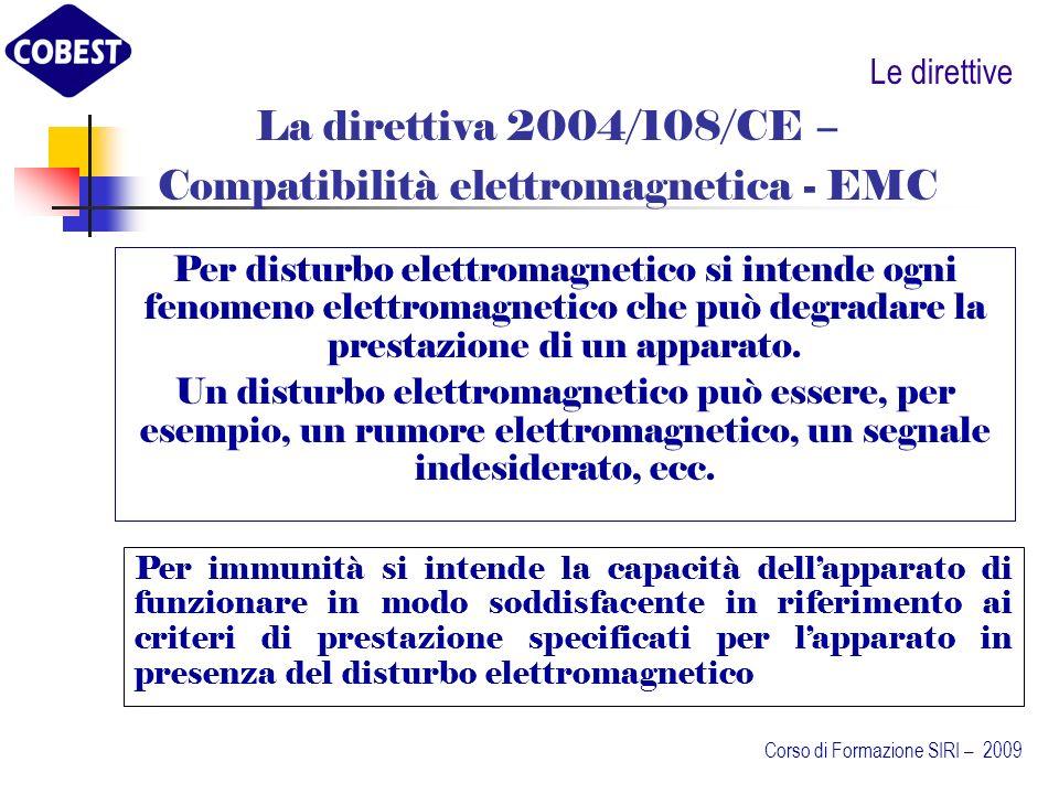 Compatibilità elettromagnetica - EMC