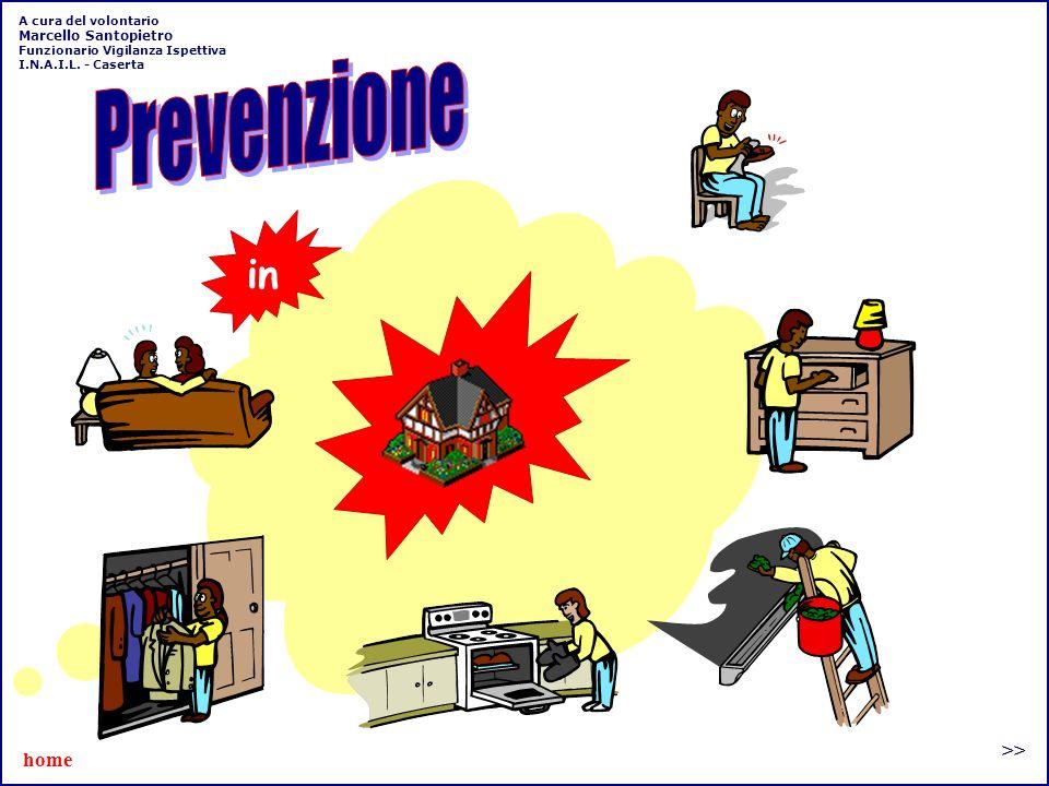 Prevenzione in >> home Marcello Santopietro