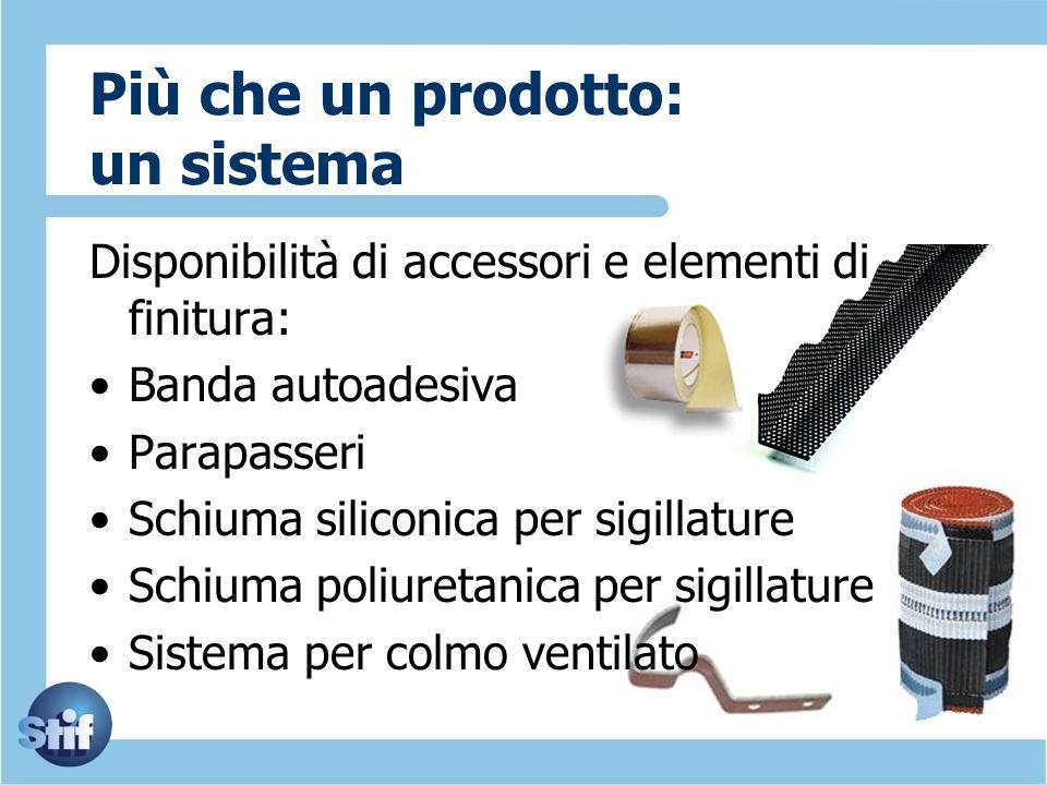 Più che un prodotto: un sistema