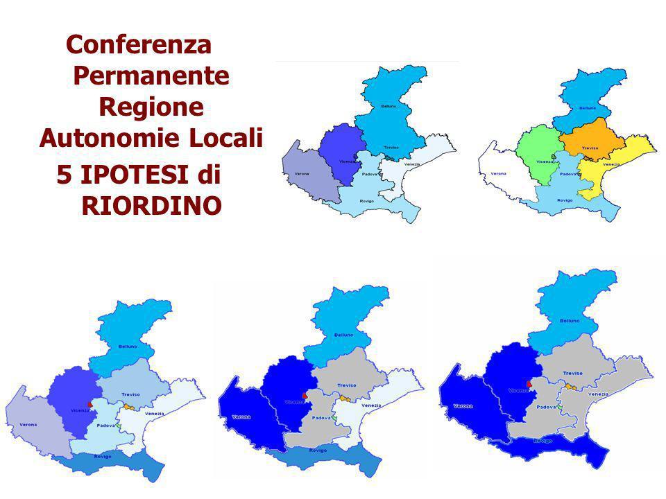 Conferenza Permanente Regione Autonomie Locali