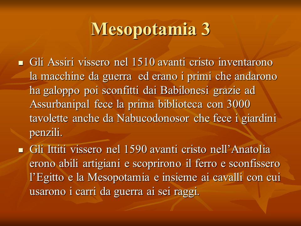 Mesopotamia 3