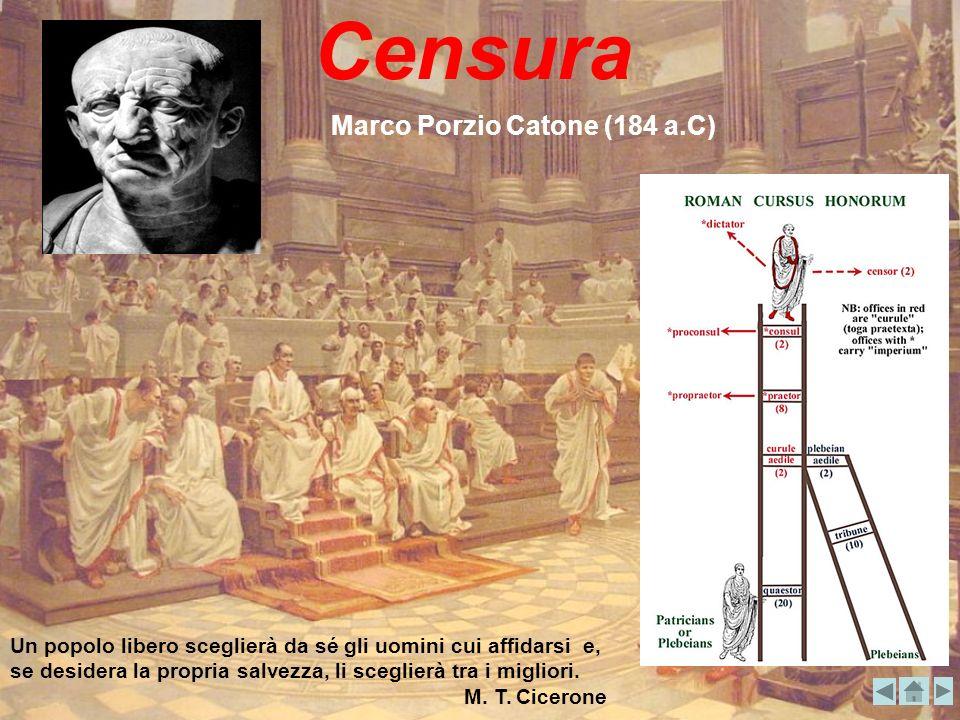 Marco Porzio Catone (184 a.C)
