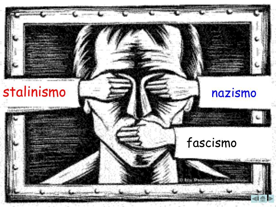 stalinismo nazismo fascismo 9