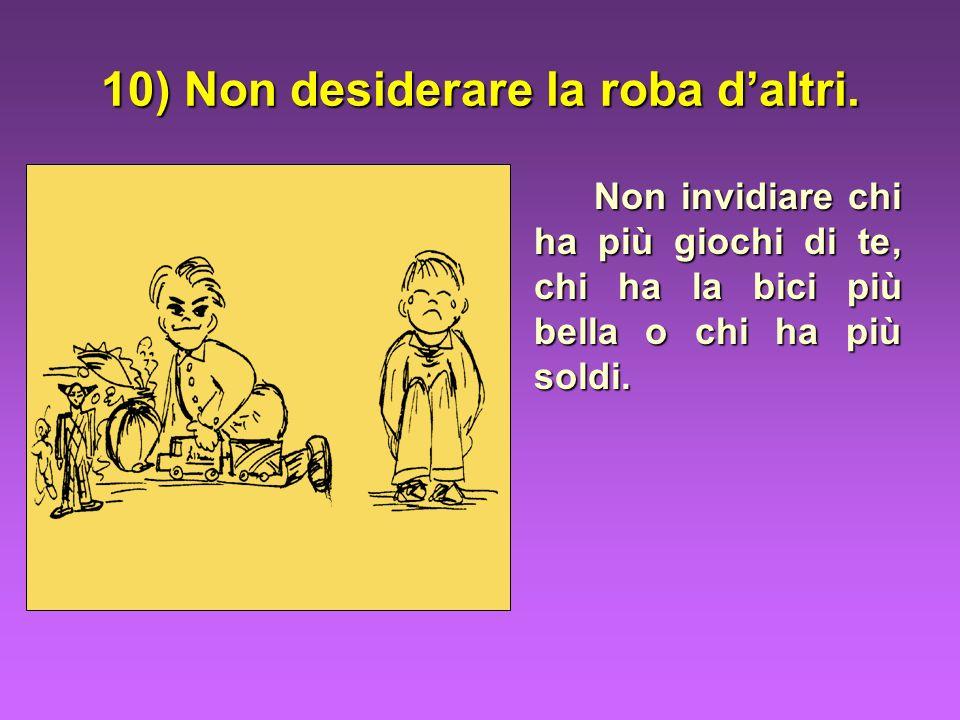I dieci comandamenti ppt video online scaricare for Roba per la casa