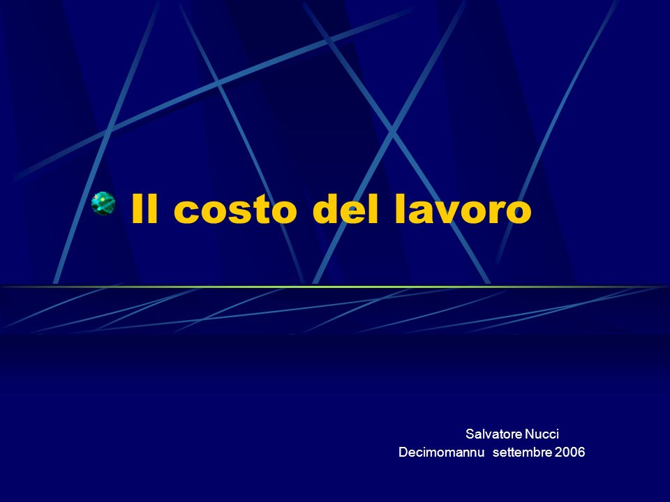 Salvatore Nucci Decimomannu settembre 2006