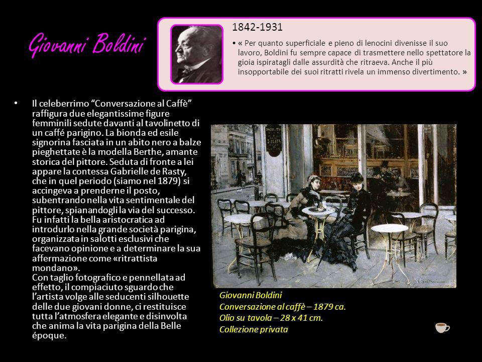 Giovanni Boldini 1842-1931.
