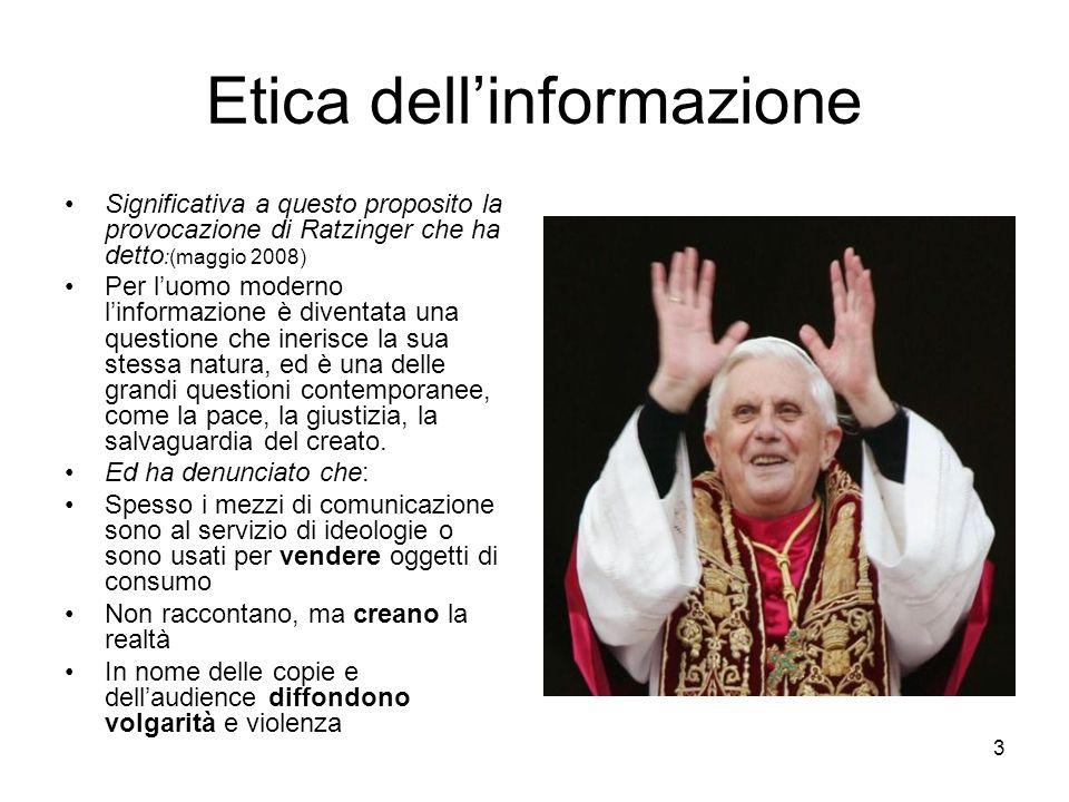 Etica dell'informazione