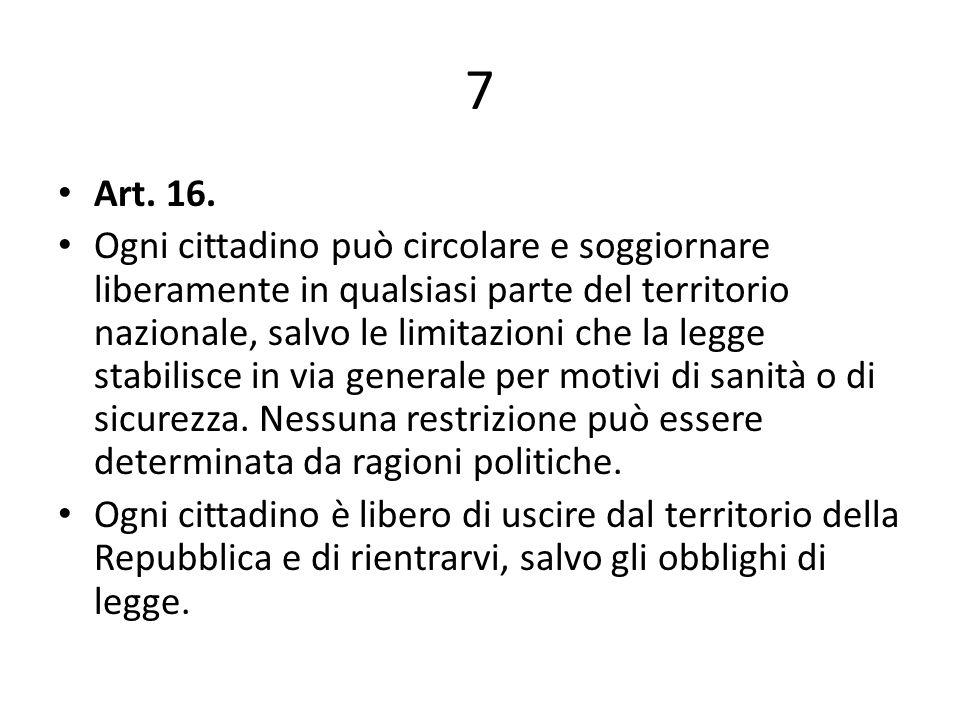 7 Art. 16.