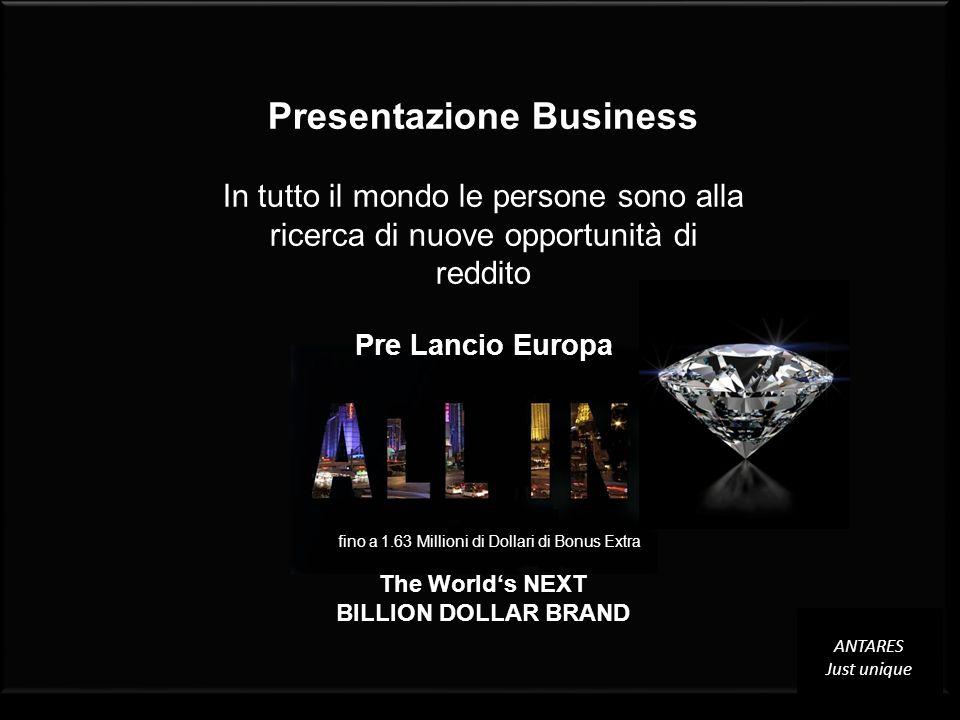 Presentazione Business