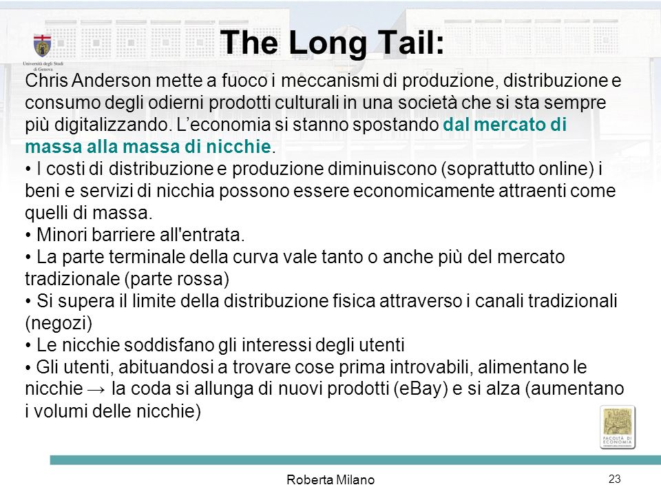 The Long Tail: