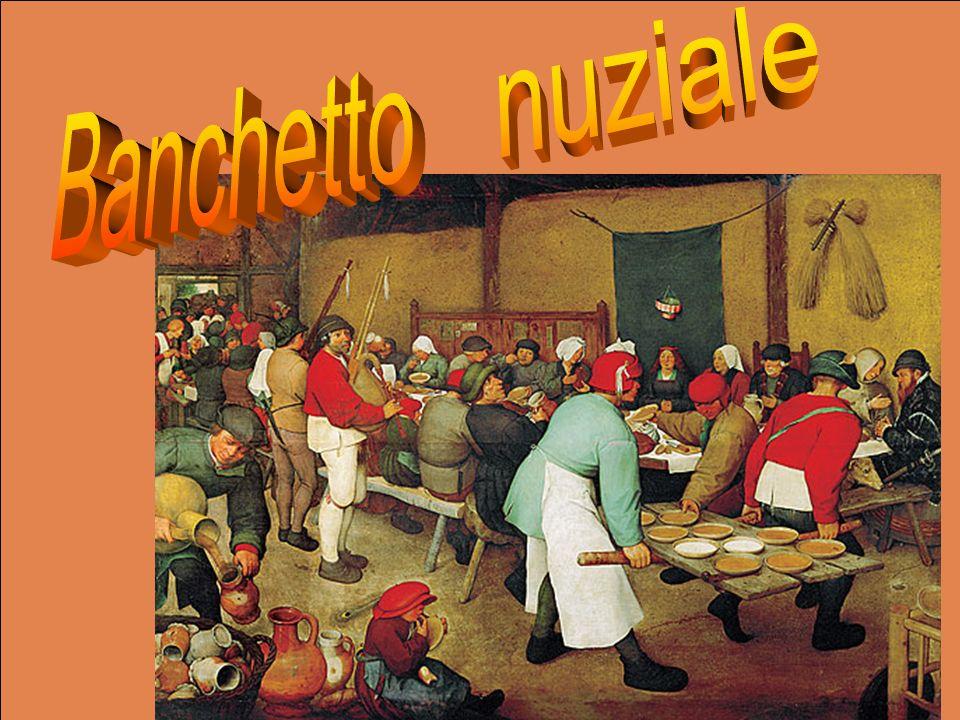 Banchetto nuziale