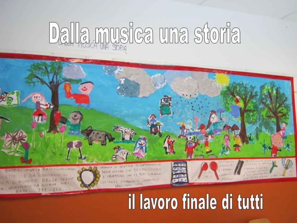 Dalla musica una storia