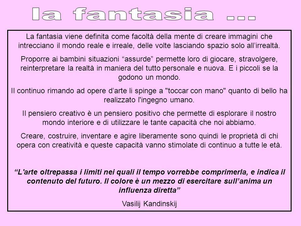 la fantasia ...
