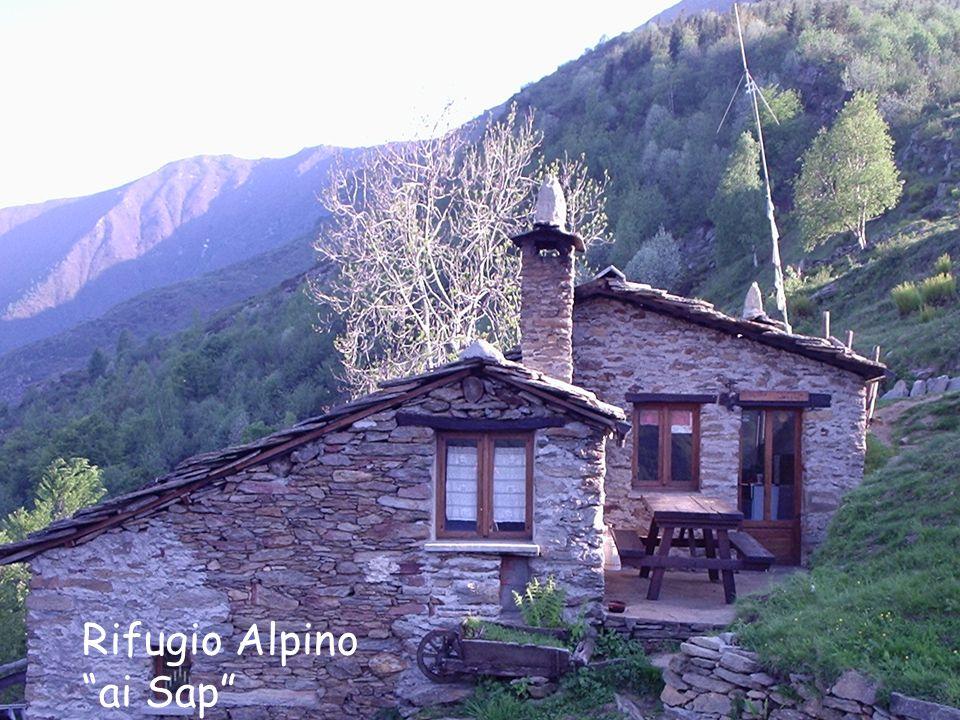 Rifugio Alpino ai Sap