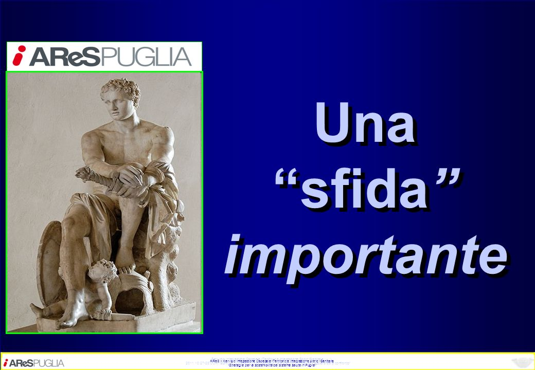 Strategie per la sostenibilità del sistema salute in Puglia