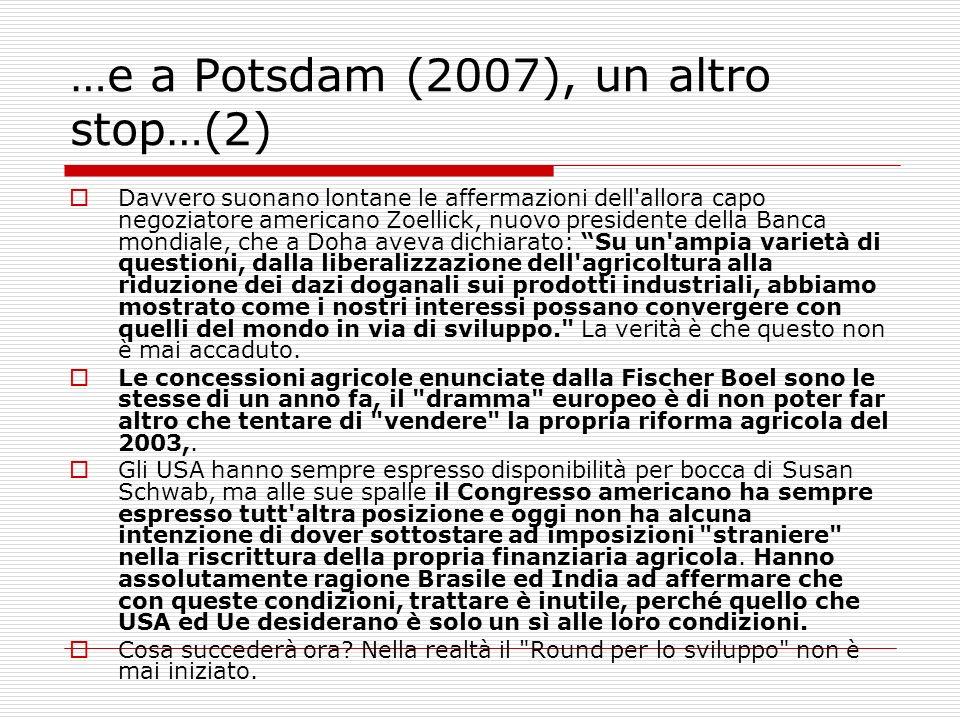 …e a Potsdam (2007), un altro stop…(2)