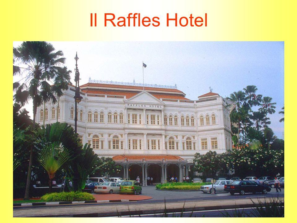 Il Raffles Hotel