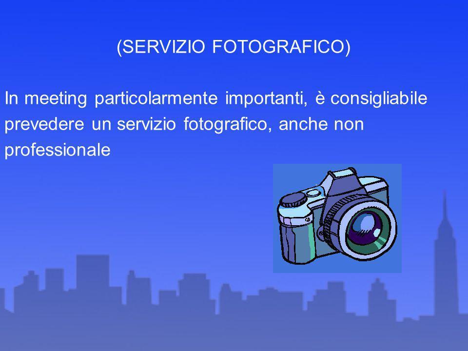 (SERVIZIO FOTOGRAFICO)