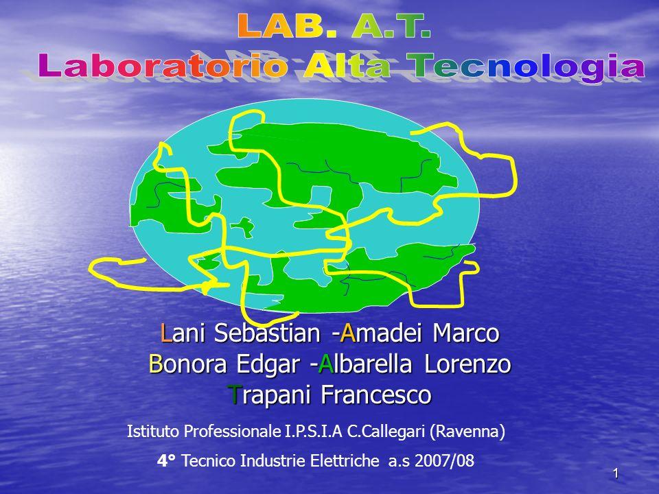 Laboratorio Alta Tecnologia