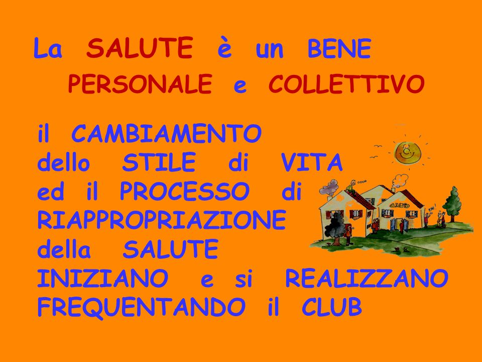 PERSONALE e COLLETTIVO