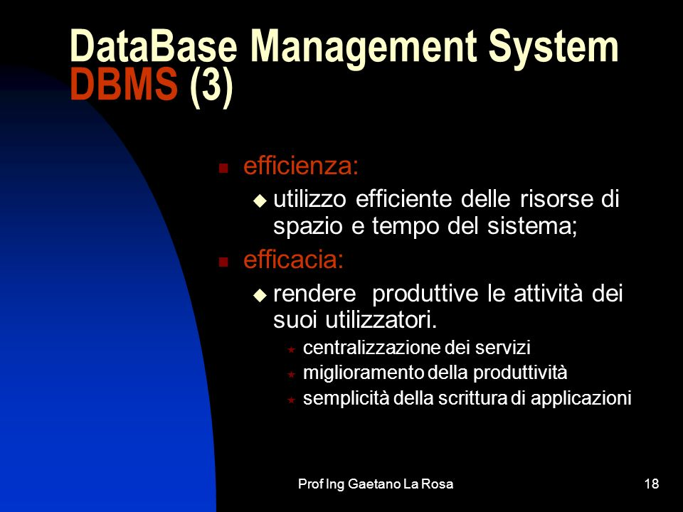 DataBase Management System DBMS (3)